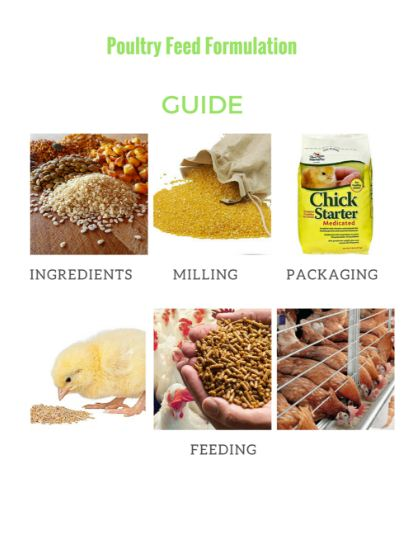 Poultry Feed Formulation Guide