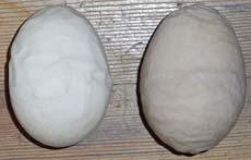 Wrinkled Eggs