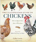 Illustrated Guide to Chickens Book Cover