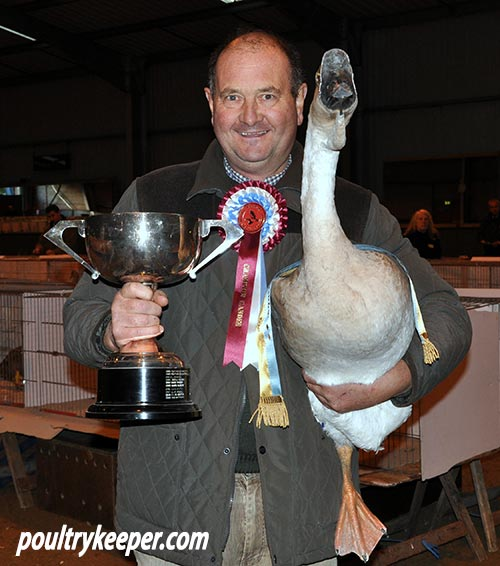Richard Hedges with Best in Show