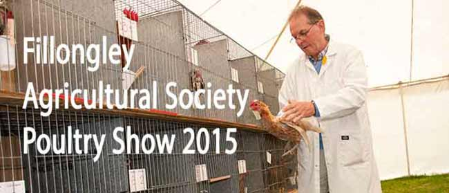 Fillongley Agricultural Society Poultry Show 2015