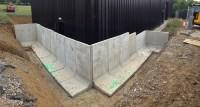 Top 28+ - Concrete Retaining Panels - installation precast ...