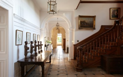the-hallway-at-poundon-house