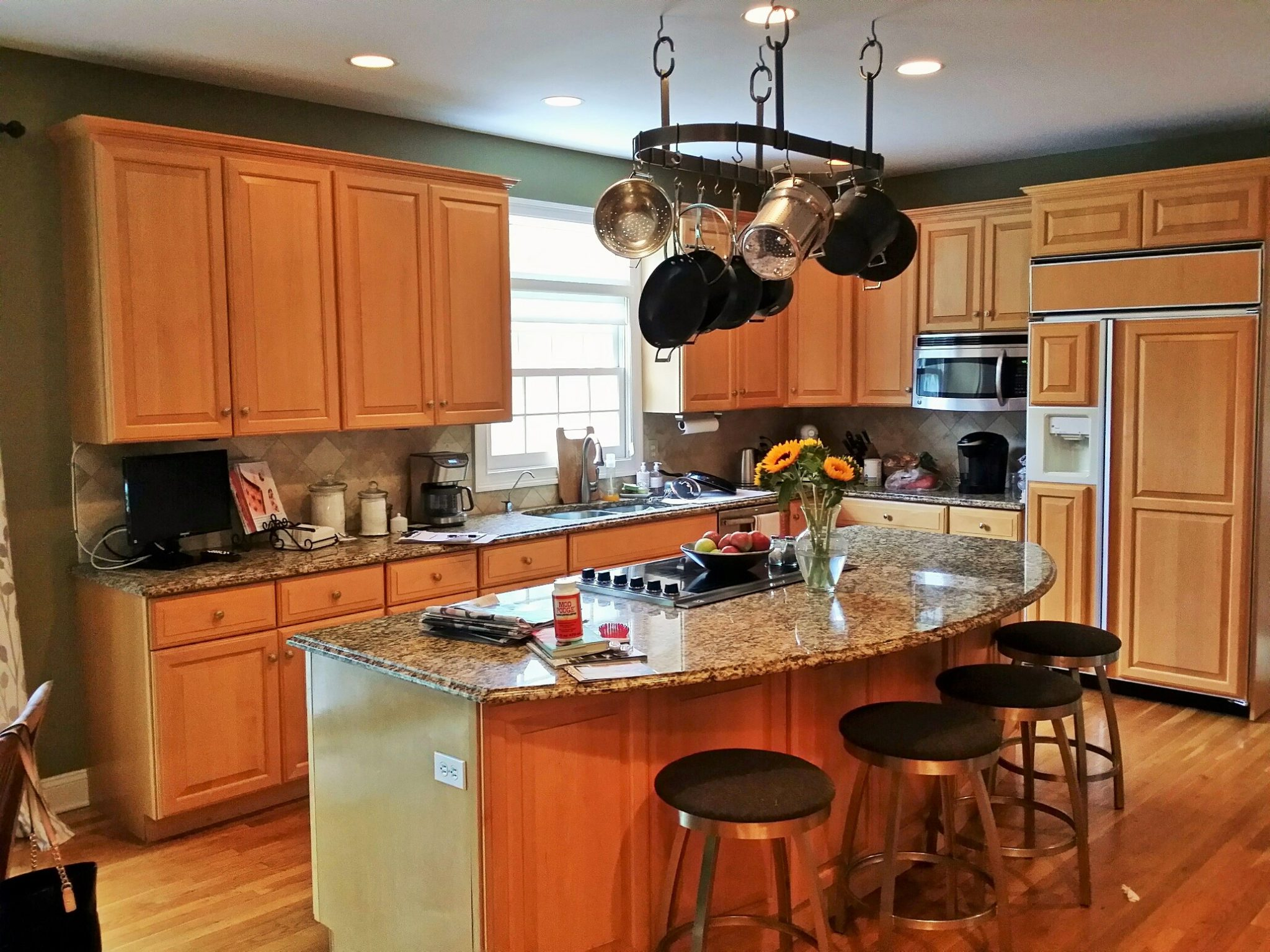 Kitchen Cabinet Renovation  Pound Ridge Painting Co