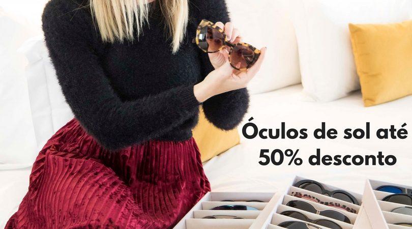Óculos de Sol até 50% grandes marcas • Poupadinhos e Com Vales 189f589028