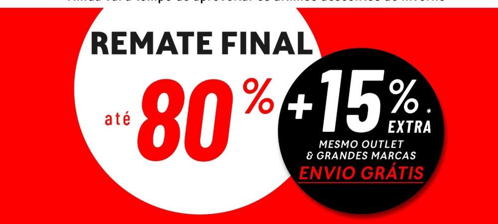 fb73c7797 La Redoute - Remate Final até 80% + 15% extra • Poupadinhos e Com Vales