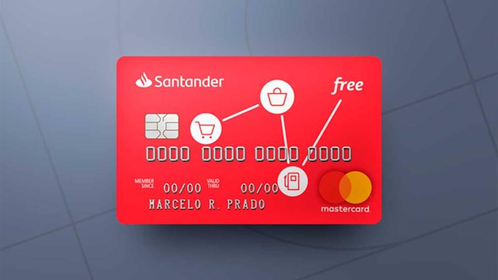 Santander Free: conheça as vantagens desse cartão de crédito