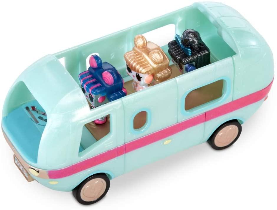 LOL Surprise Tiny Toys Camping Car