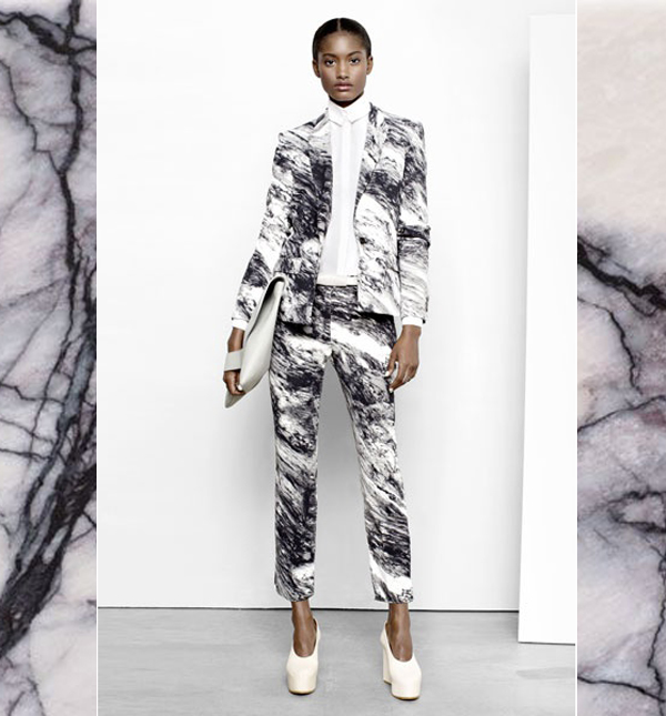 Marble Print Trend