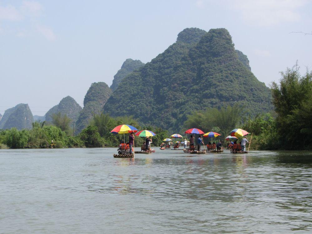 Bamboo Rafting (5/6)