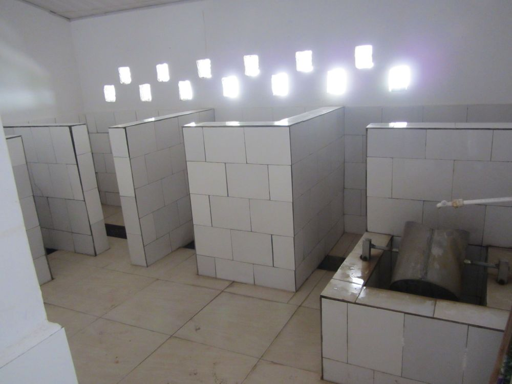 Trench Toilet (1/3)