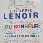 Du bonheur, Frédéric Lenoir