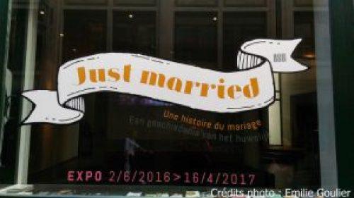 Expo Just Married Bruxelles par Pour une cérémonie