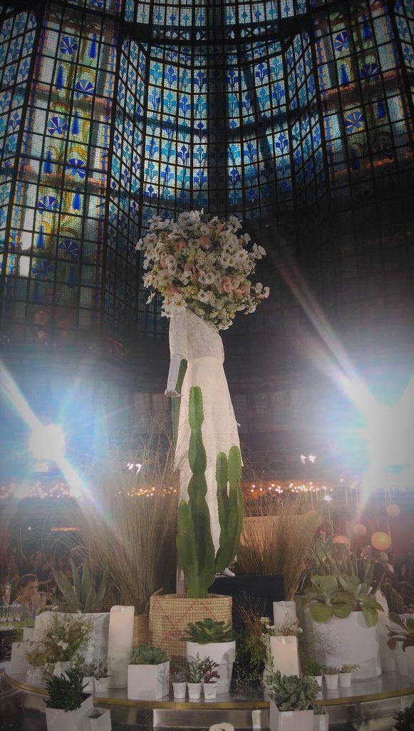 défilé robes de mariées maria luisa