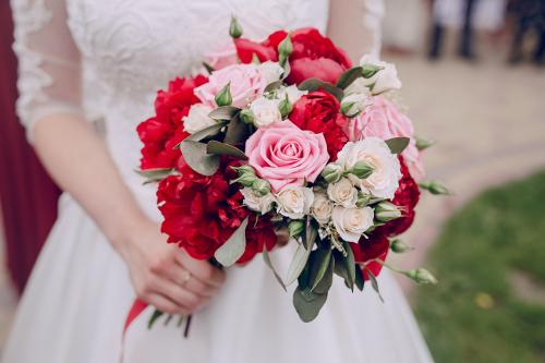 le rituel du bouquet