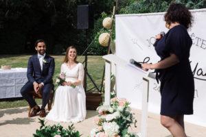 Témoignage cérémonie - pour une ceremonie