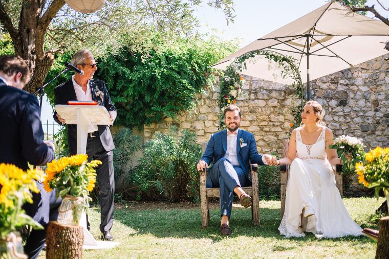 cérémonie en chanson-Maëlle-et-Clément