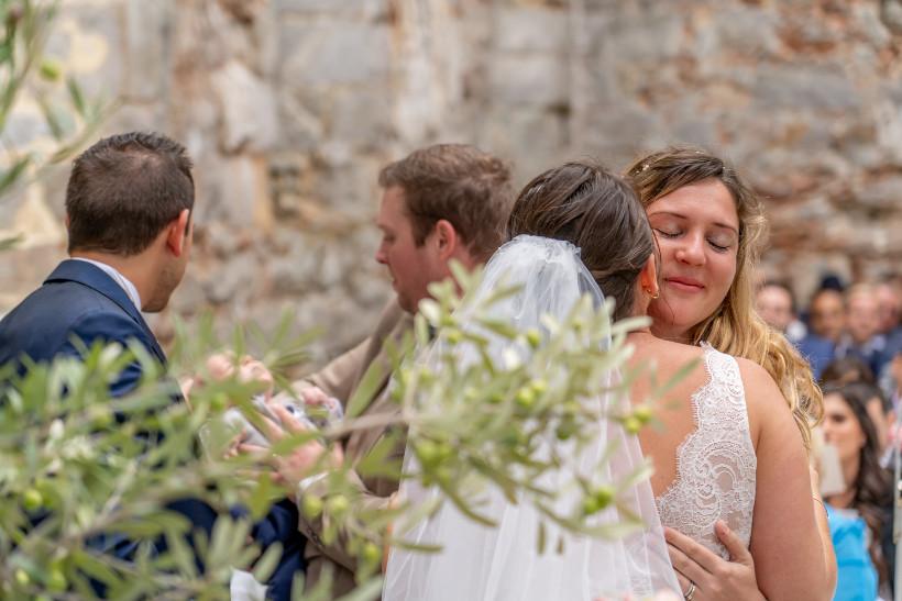cérémonie mariage château vivier