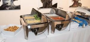 Catering Pasta Bar Buffet