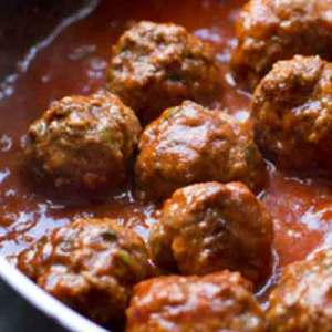 Chipotle Meatball
