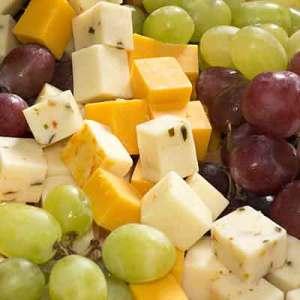 Fruit & Cheese Board