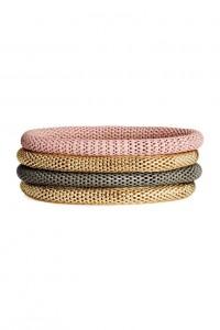 Look 2 - Bracelets H&M