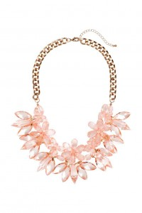 Look 2 - Collier h&m