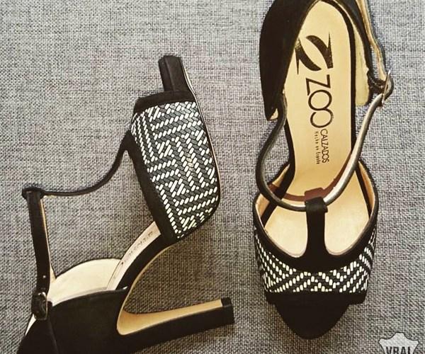 Sandales tendance en petites pointures pour femme