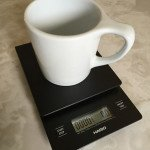 Pour Over Coffee Digital Scale: Hario V60
