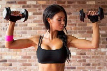 5 Exercices pour Amincir les Bras La Pratique
