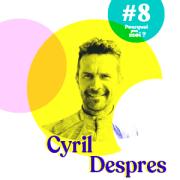 #8 - Podcast - Cyril Despres - Du mécano au pilote de moto puis de voiture - le parcours d'un champion du Dakar