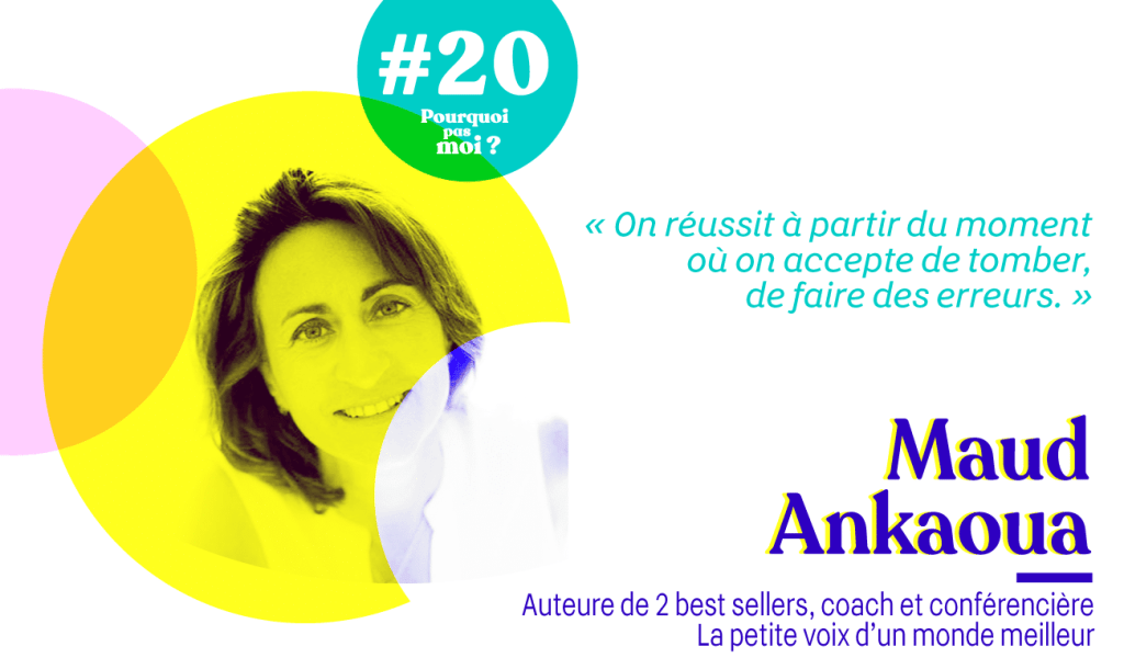 Maud Ankaoua podcast