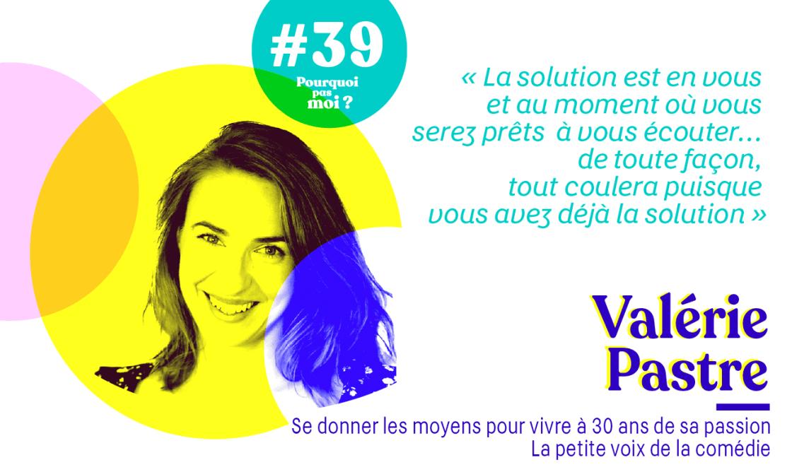Valérie Pastre podcast