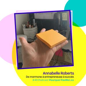 annabelle roberts podcast objet