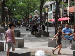 Denver et ses espaces publics pour attirer les familles