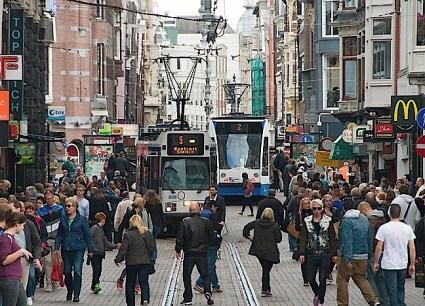 Leidsestraat_transitmall