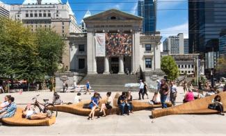 Robson Street Urban-Reef-VIVA-Vancouver