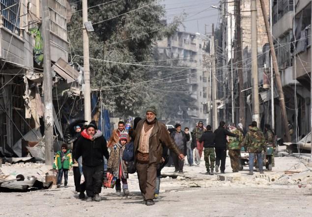 Alep : l'ONU trouve finalement un résolution