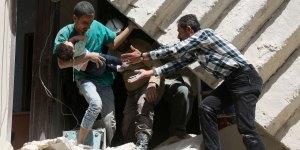 Alep-Est : le compte à rebours est lancé
