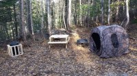 Rustic Camping | The Outfitter Gaspsie