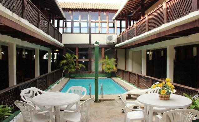 Hotel Pousada Canoas Porto Seguro