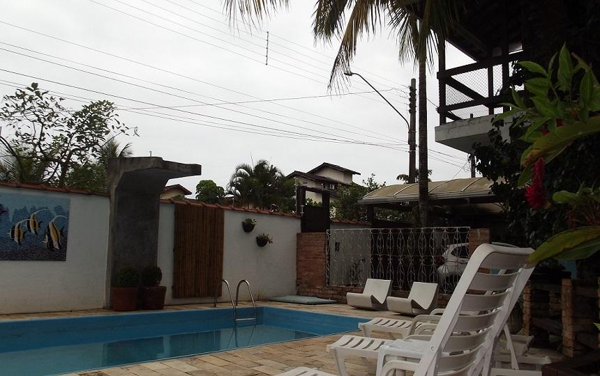 Jardim Oca Poranga Pousada Enseada Guaruja