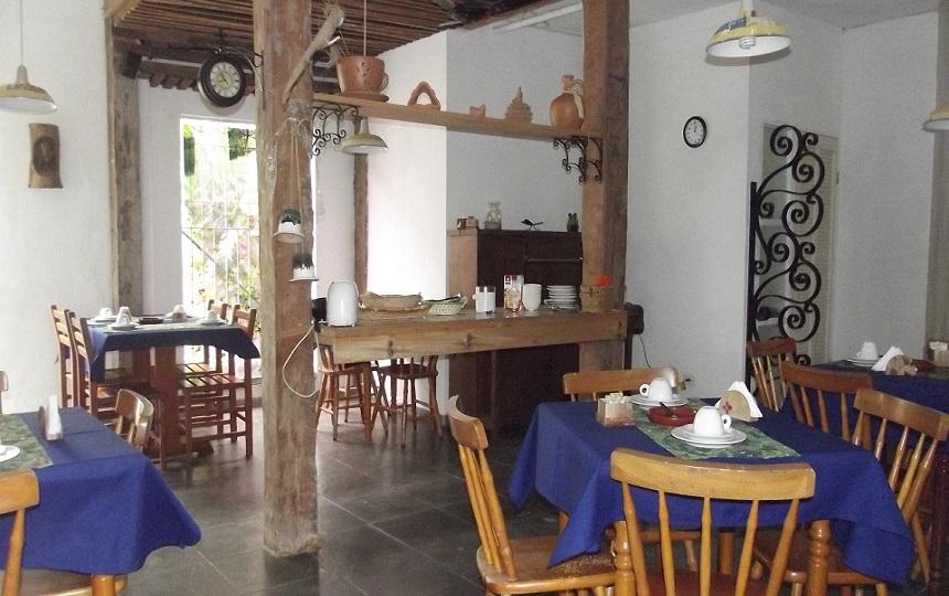 Espaco Cafe da Oca Poranga Guaruja
