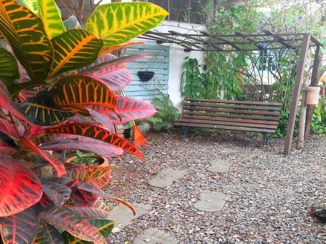 Nosso Jardim pousada oca poranga guaruja