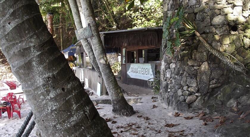 Quisque Praia do Eden Guaruja
