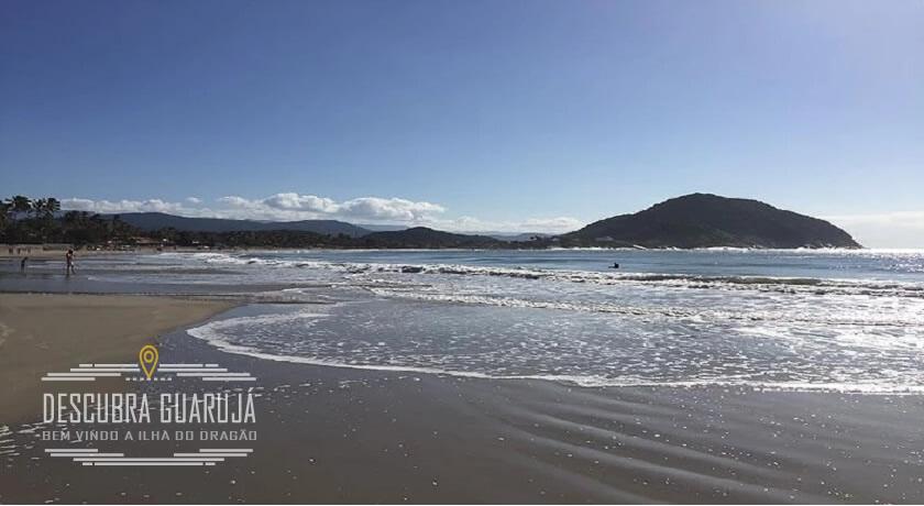 Praia do Pernambuco Guaruja