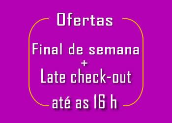 Fds com Late check free Pousada Sorocotuba
