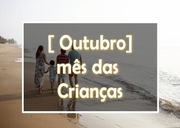 Oferta Mês Crianças Guarujá