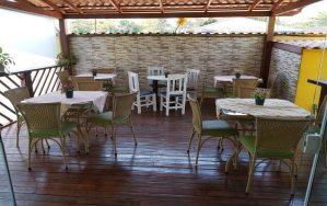 Espaco do Cafe Pousada Sorocotuba Guarujá