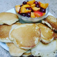 La recette de Carole #3: pancakes maison
